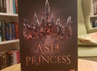 Cover Ash Princess
