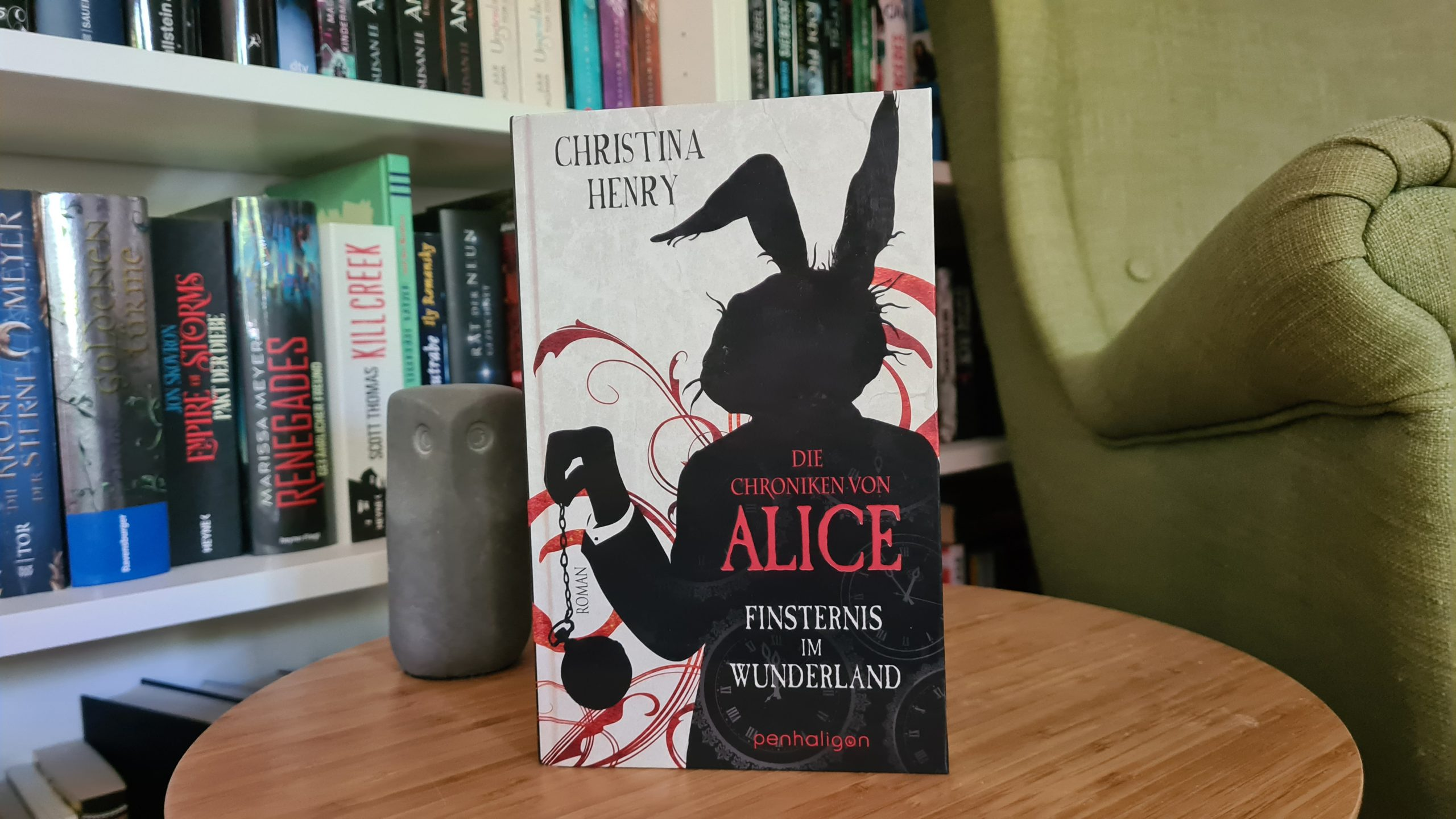 Die Chroniken von Alice Cover