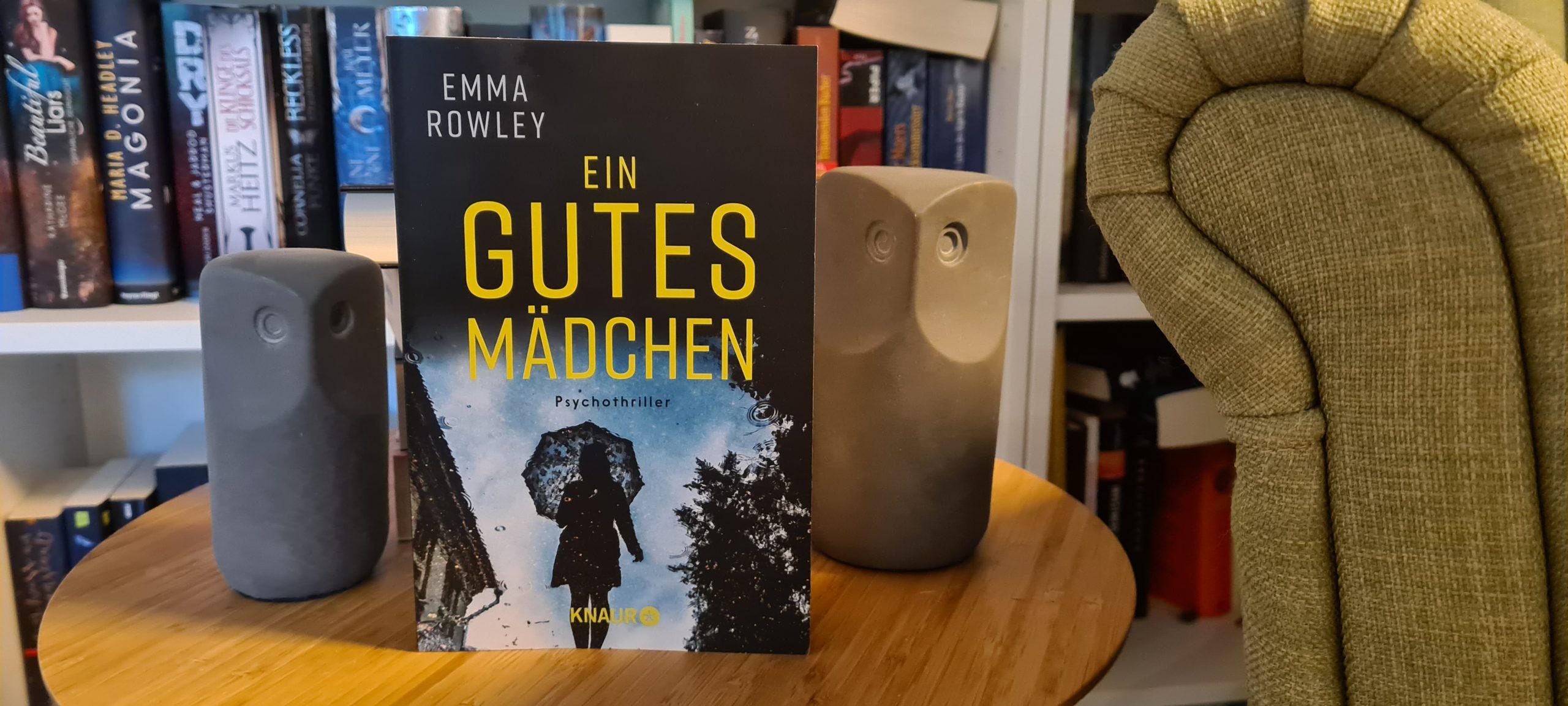 Ein gutes Mädchen - Emma Rowley