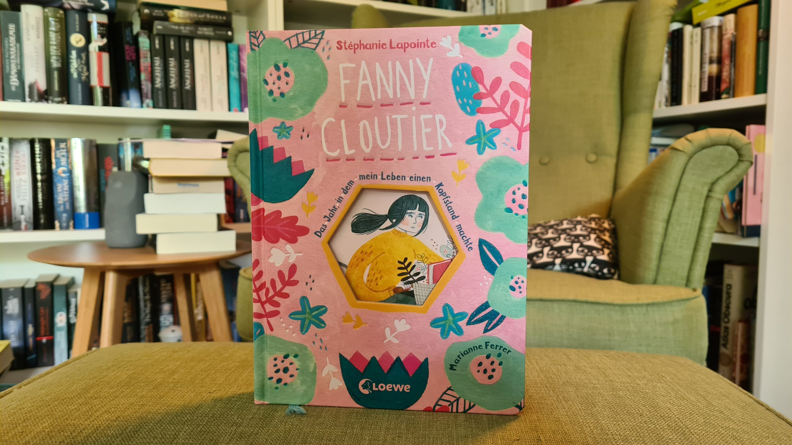 Fanny Cloutier Cover